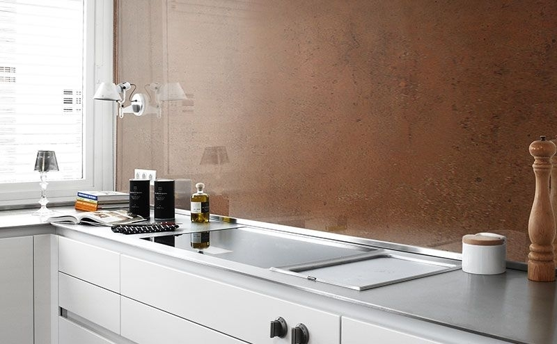 VALPAINT E-VOLUTION in the kitchen: practical and attractive at the same time!