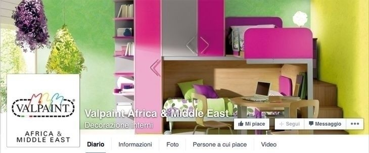Valpaint Africa & Middle East