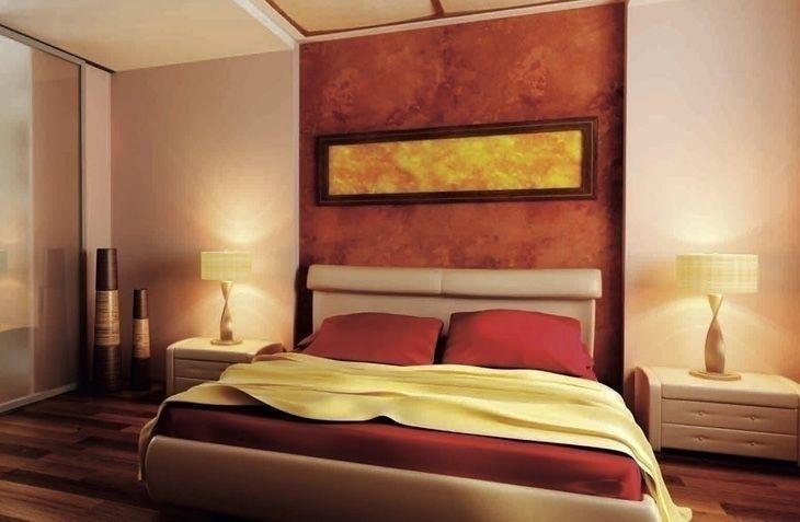 Parete Camera Da Letto Rossa: I colori per le pareti della camera da letto.