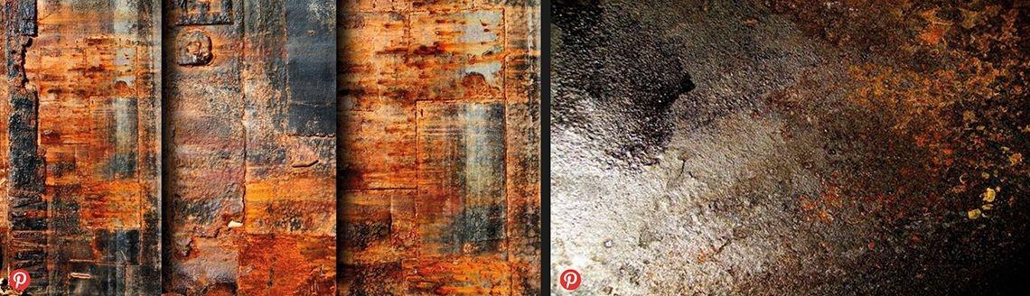 Pittura Effetto Corten L Eleganza Della Vernice Color Ruggine