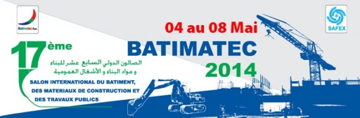 Salon en Algerie BATIMATEC